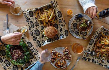 Boon Burger Cafe Hamilton